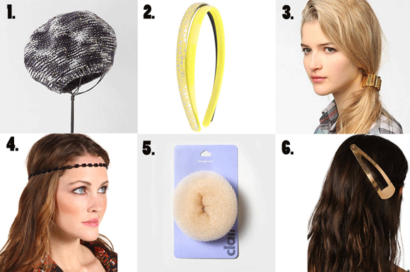 Fall 2012 Must Have Hair Accessories
