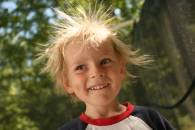 How to reduce Hair Static Electricity