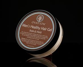 Ovation Men's Healthy Hair Gel